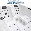 AIDA Whirlpool Riva smartrelax (8.700US$)